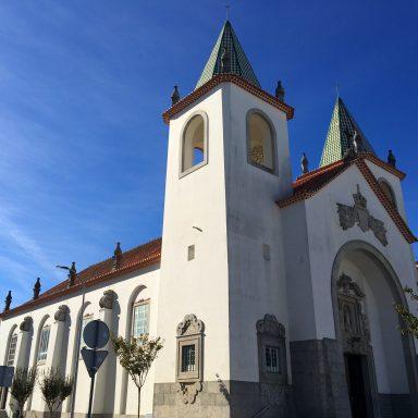Nossa Senhora da Conceição Church in Caldas da Rainha.