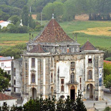 Santuário do Senhor Jesus da Pedra.