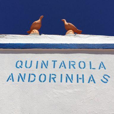 Quintarola Andorinhas = Swallow's Cottage.